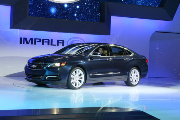 2014 Chevrolet Impala SS Auto Show