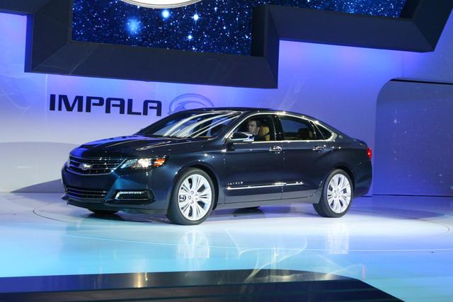 2014 Chevrolet Impala Ss Redesign
