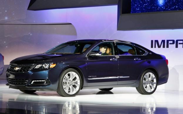 Impala Ss 2014