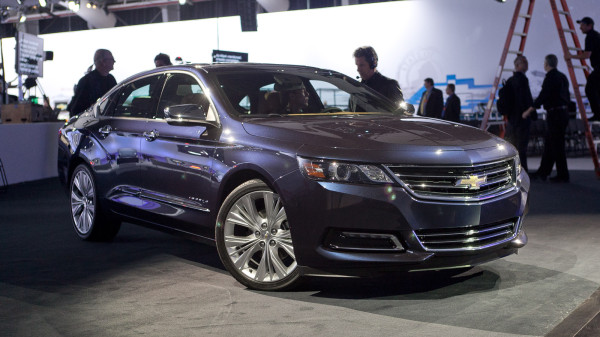 2014 Chevrolet Impala SS Release Date