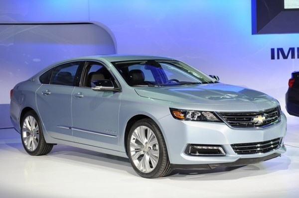 2014 Chevrolet Impala SS Wallpapers
