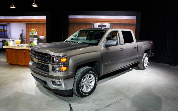 2014 Chevrolet Silverado 2500HD Redesign