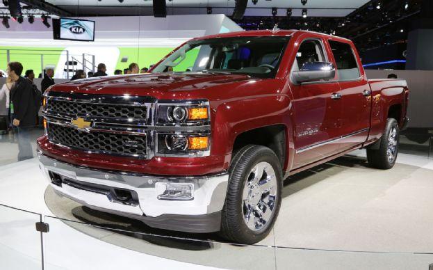 Chevrolet 2014 Chevy Silverado Truck