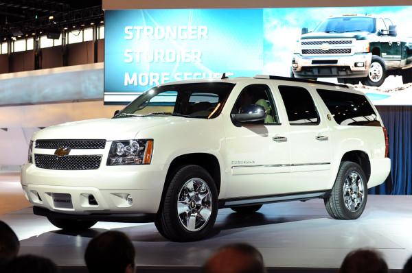 2014 Chevrolet Suburban 2500