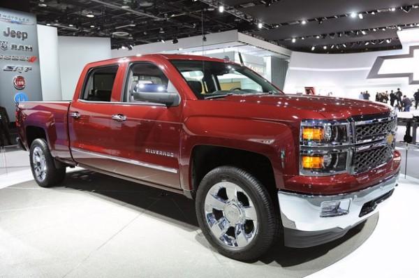 2014 Chevrolet Suburban Detroit Auto Show