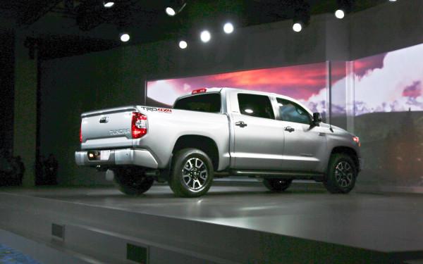 2014 Chevrolet Tahoe Reveal