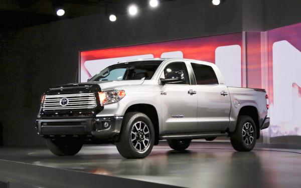 2014 Chevrolet Tahoe Unveiling