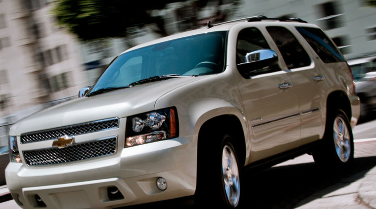 2014 Chevrolet Tahoe Unveiling Release Date