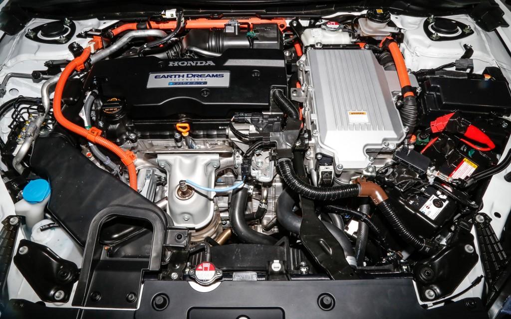 2014 Honda Accord Engine هوندا اكورد 2014