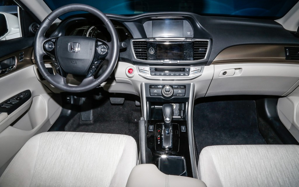 2014 Honda Accord Interior هوندا اكورد 2014