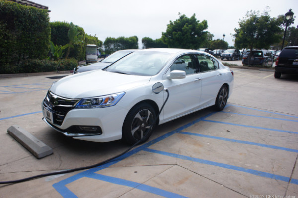 2014 Honda Accord Pliug-In