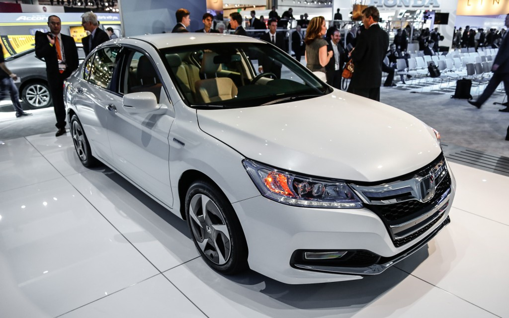 2014 Honda Accord Redesign هوندا اكورد 2014