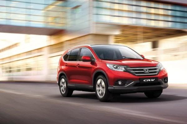2014 Honda CRV Release