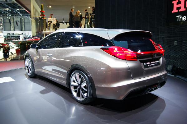 2014 Honda Civic Wagon