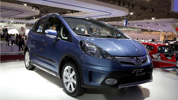 2014 Honda Fit Jazz Auto Show