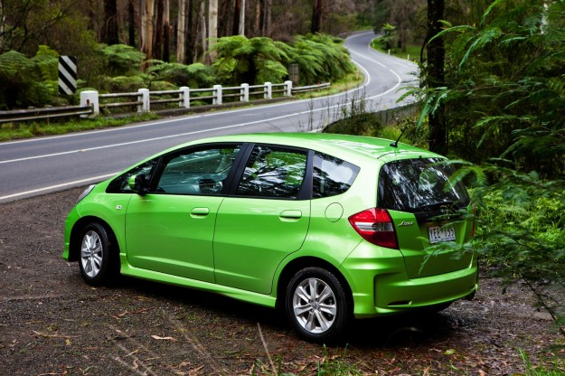 2014 Honda Fit Jazz Redesign