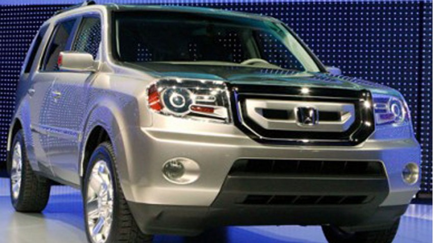 2014 Honda Pilot Wallpapers