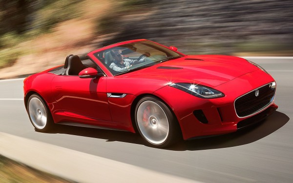2014 Jaguar F-Type Redesign