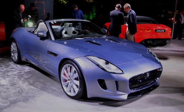 2014 Jaguar F-Type Release Date