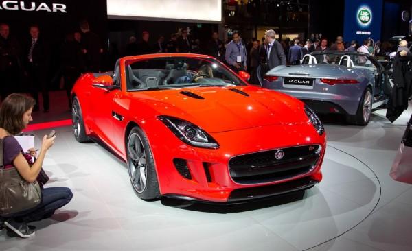 2014 Jaguar F-type V8 Release Date