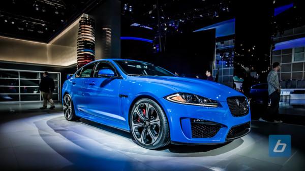 2014 Jaguar XF AWD