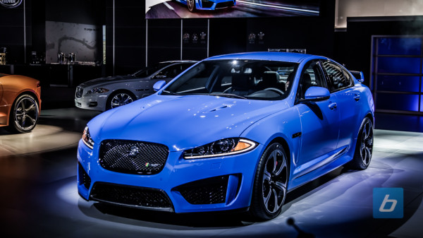 2014 Jaguar XF RS