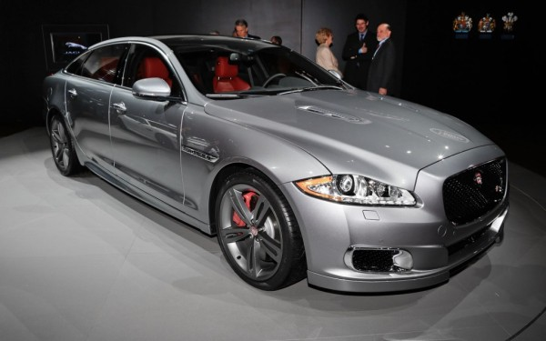 2014 Jaguar XJ Redesign