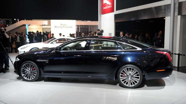 2014 Jaguar XJ Ultimate