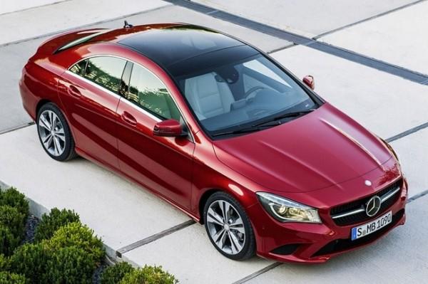 2014 Mercedes-Benz CLA 250 Release Date