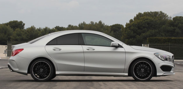 2014 Mercedes-Benz CLA 250 Sport Redesign