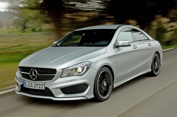 2014 Mercedes-Benz CLA 250 Sport Release Date