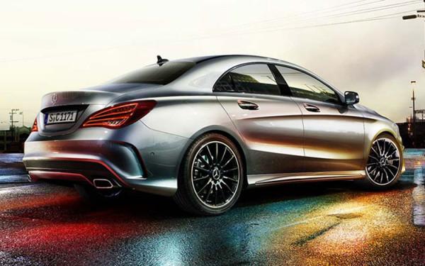 2014 Mercedes-Benz CLA Class Release Date