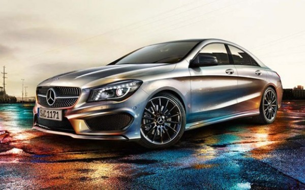 2014 Mercedes-Benz CLA Class Wallpapers