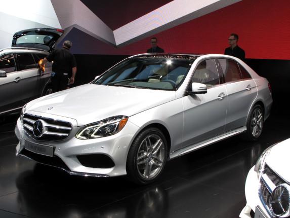 2014 Mercedes-Benz E-class Redesign