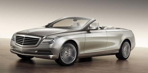 2014 Mercedes-Benz S-Class Convertible