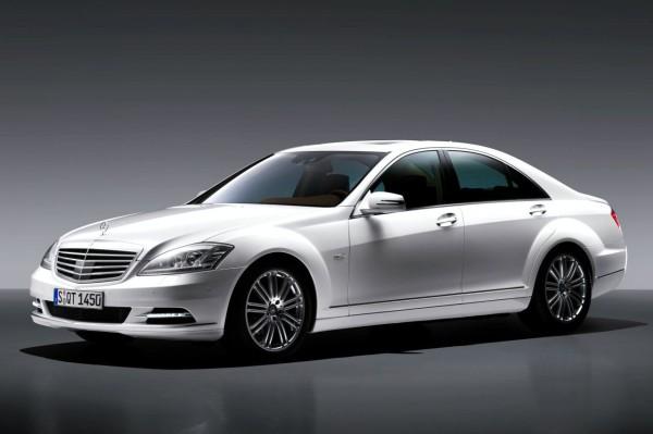 2014 Mercedes-Benz S-Class White