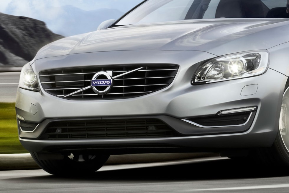 2014 Volvo V70 Black Edition