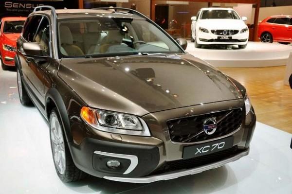 2014 Volvo XC70 Redesign