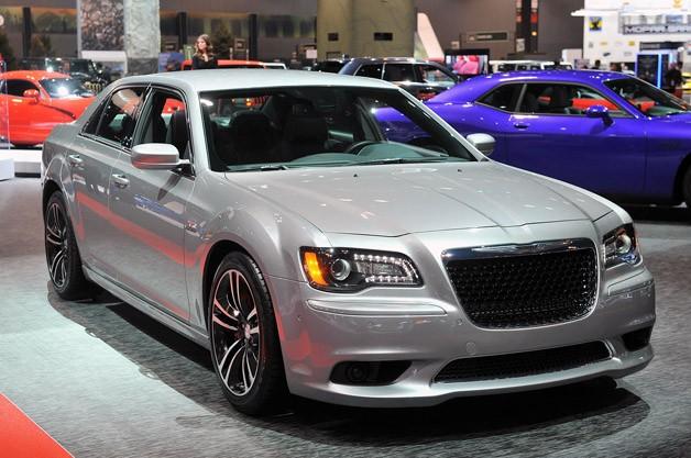 2014 Chrysler 300 SR8 Release Date