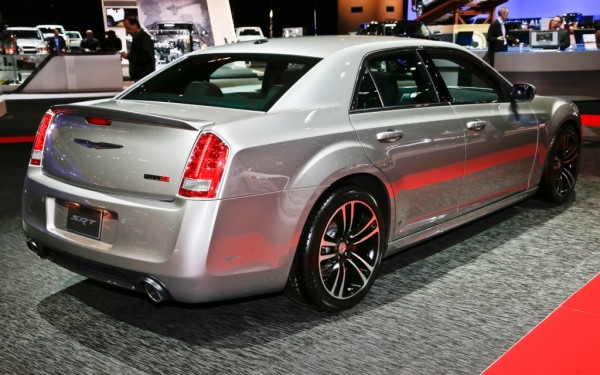 2014 Chrysler 300 SR8 Supercharged