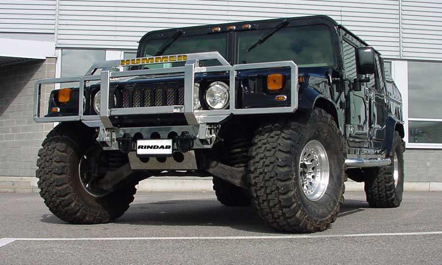 2014 Hummer H1 Alpha