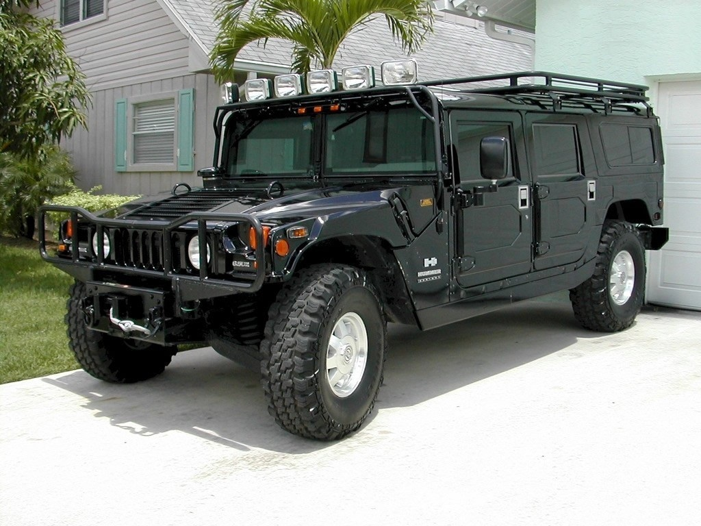 2014 Hummer H1 Lifted