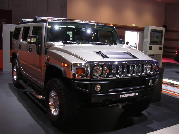 2014 Hummer H2 Modified