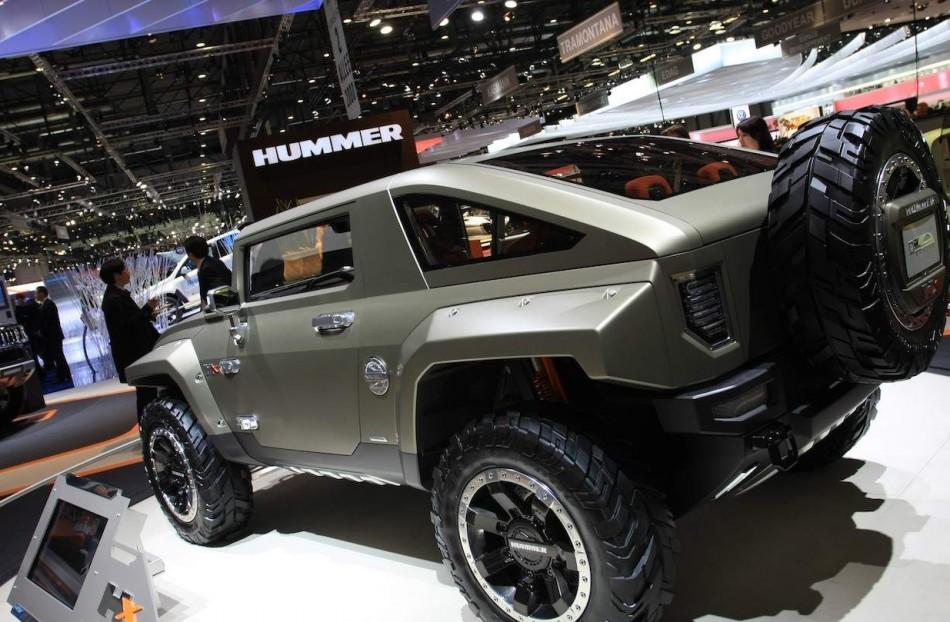 2014 Hummer H3 Alpha