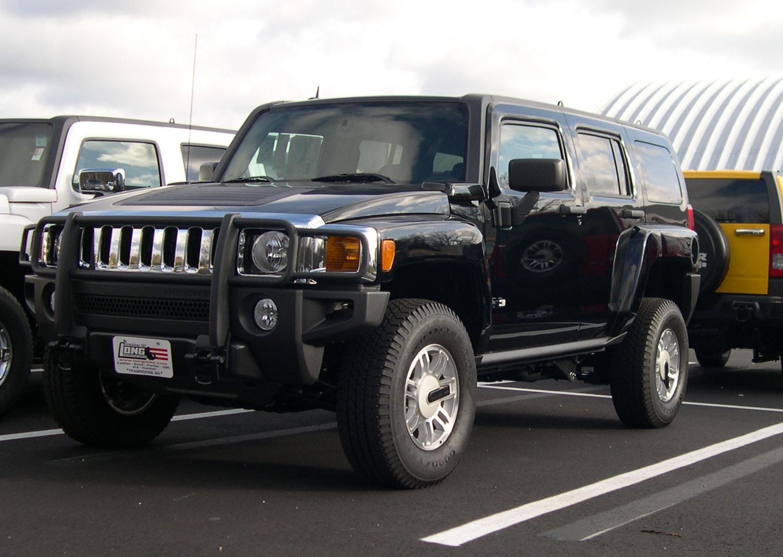 2014 Hummer H3 Changes