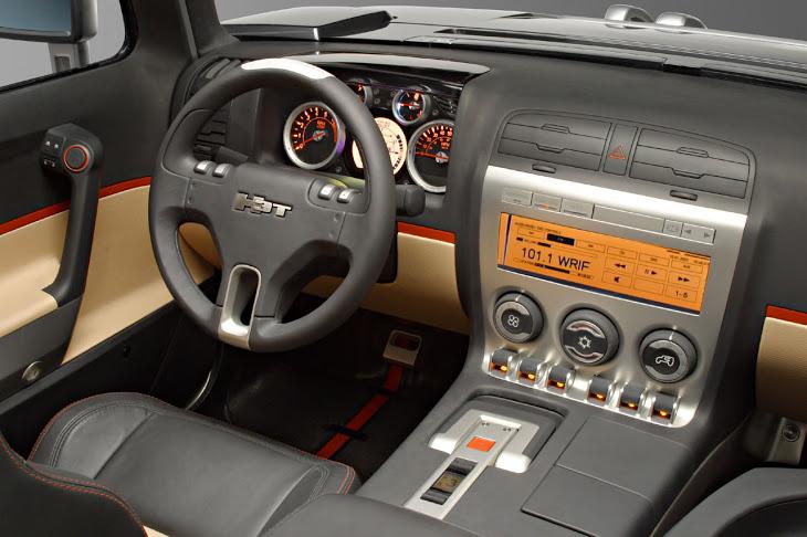 2014 Hummer H4 Interior