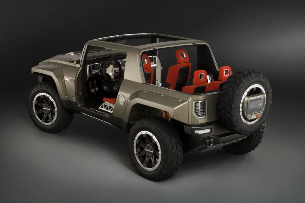 2014 Hummer H4 Wallpapers