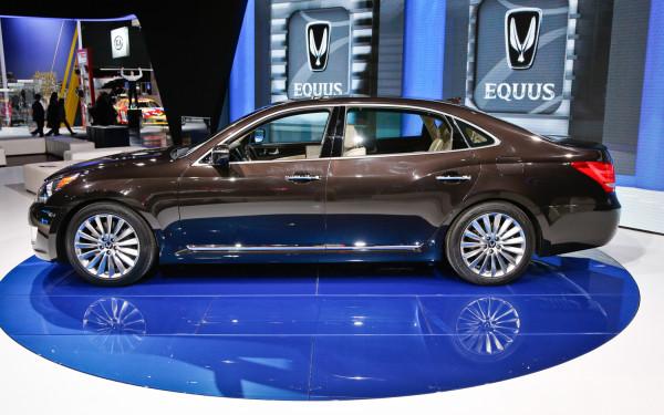 2014 Hyundai Equus Redesign