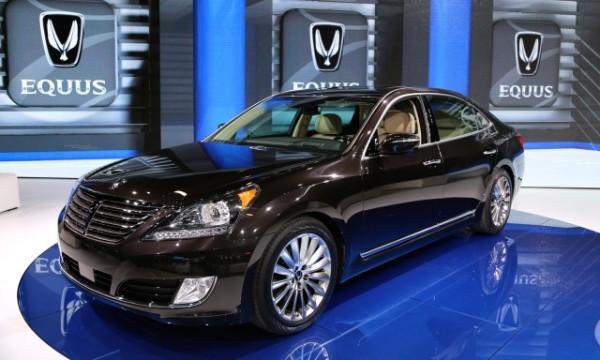 2014 Hyundai Equus Release Date