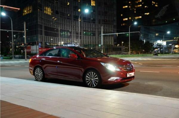 2014 Hyundai Sonata Redesign